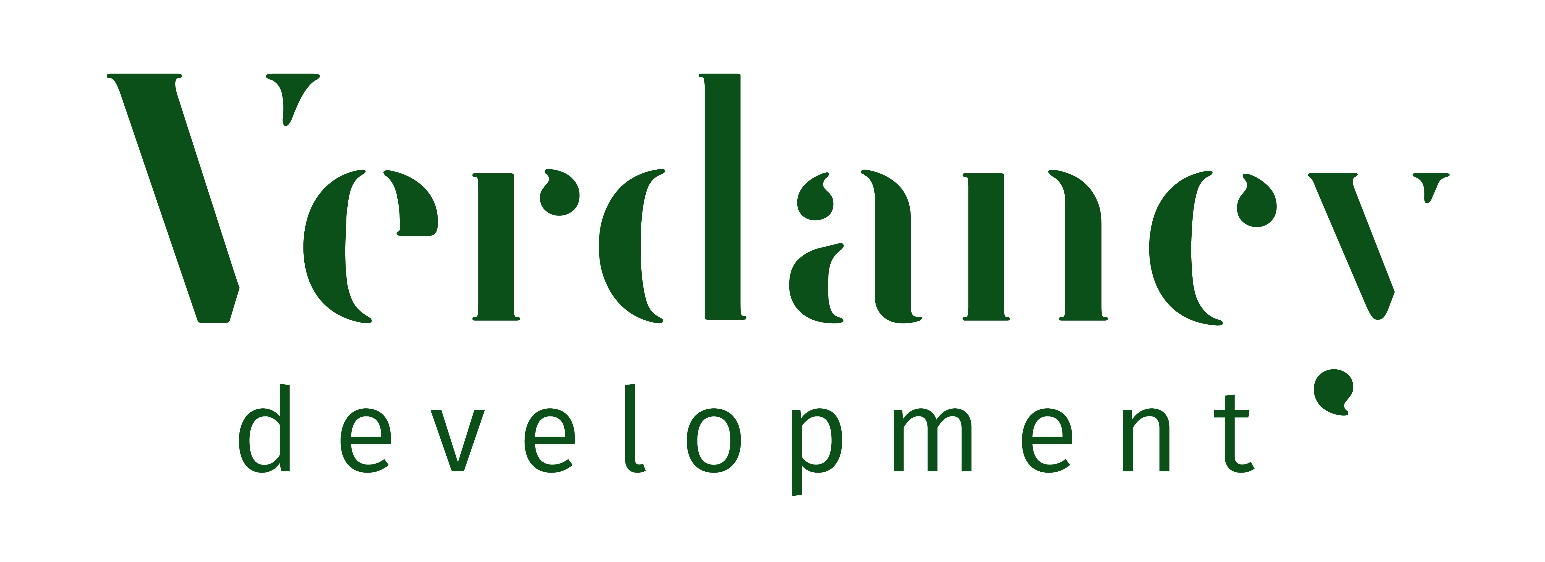 Verdancy Development